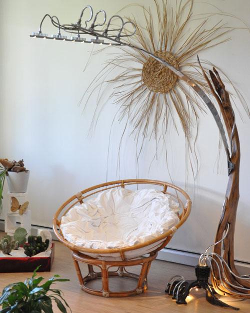 Power led atocaio piantana ad arco lampada originale for Piantana a led