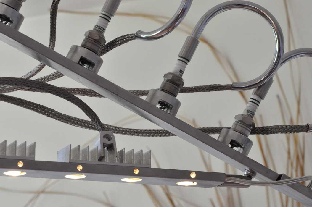 Lampade Led Strane: Lampade strane da parete portabottiglie di vino per.