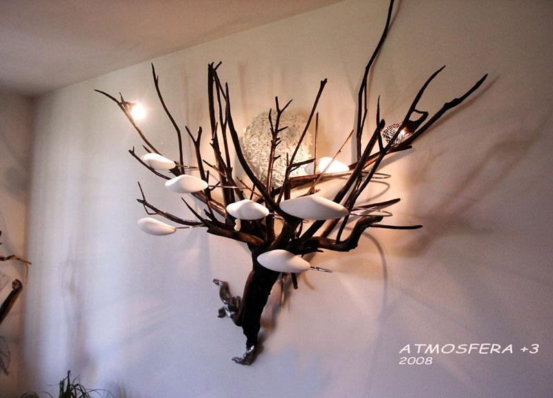 Plafoniere Da Parete In Legno : Lampade da parete moderne in vetro faststore