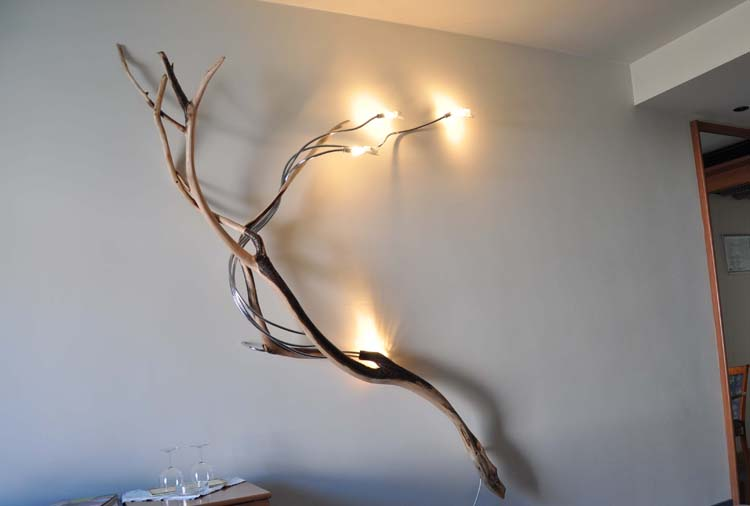 Luci dedicate luci da muro design e scultura atocaio