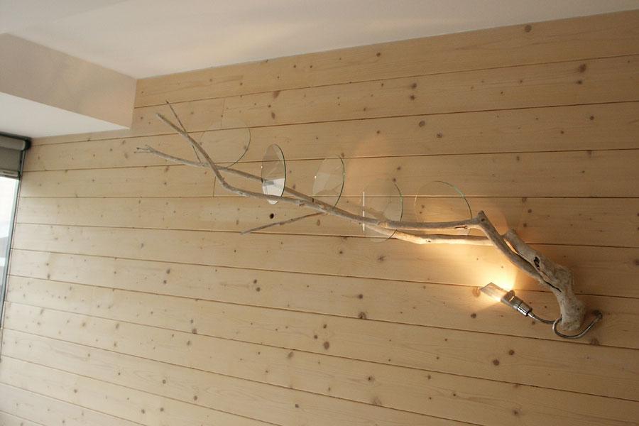 Lampadari da parete moderni interesting specchi per arredamento