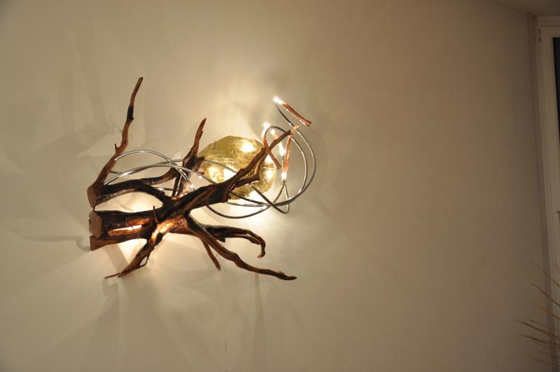lampade in legno particolari